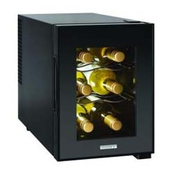 Vissani 6-bottle wine cooler