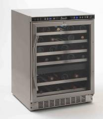Avanti Dual Zone Wine Refrigerator, 46 bottles