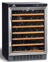 Cavavin 54 bottle single zone wine refrigerator