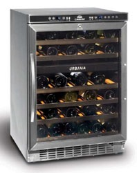 Cavavin Urbania 46-bottle dual zone wine cooler