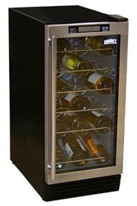 Summit 28-Bottle wine cooler