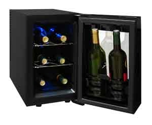 Vinotemp 8 Bootel Wine Cooler Vt 8tedts Id