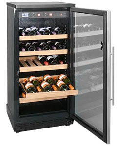 Amcor WV-100 70-bottle wine cabinet