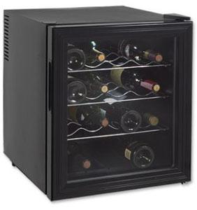 Avanti EWC16B 16-bottle wine cooler