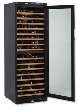 Avanti Dual Zone Wine Cabinet, 150 bottles