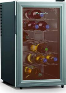 Baumatic BW18 thermoelectric wine cooler