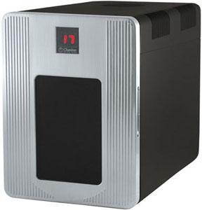 Chambrer 4-bottle wine cooler refrigerator