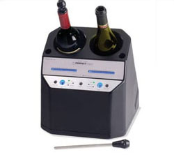 Dual Bottle wine cooler