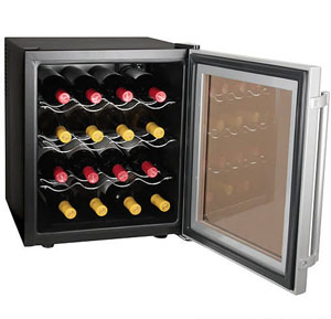 Koldfront/EdgeStar 16-Bottle thermoelectric wine cooler