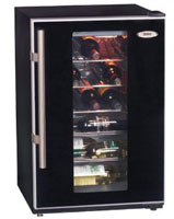 Haier HVDO24E 24 Bottle wine cooler