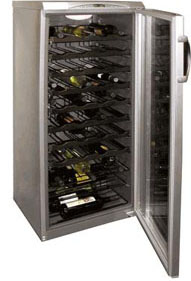 Haier Aficionado 37 Bottle Wine Cooler