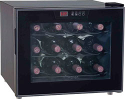 Haier HVUE12A 12 bottle wine cooler