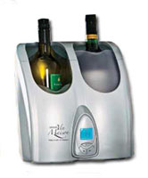 Hinari Cellar Vie Twin bottle wine chiller