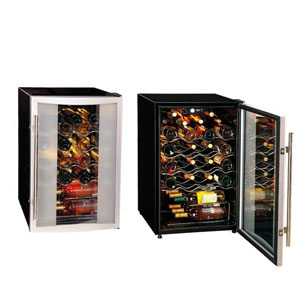 Magic Chef MCWC45MCG 45 bottle wine cooler