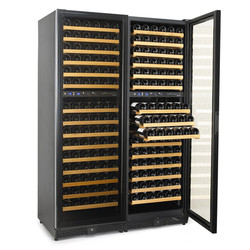 N'FINITY 340-Bottle Wine Cabinet by Wien Enthusiast