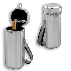 Picnic Time Reflex Single Bottle wine cooler case