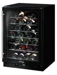Rangemaster 50-bottle Wine Cooler-WC34L Model