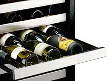 Rangemaster Wine Cooler-Shelving