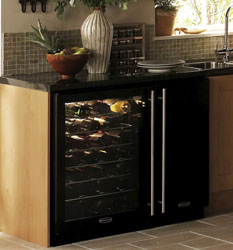Rangemaster wine cooler refrigerators