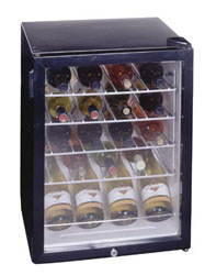 Suumit Compact Wine Cooler SCR 310L-WC model
