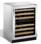 U-Line 2275ZWC Dual Zone 44-Bottle Wine Refrigerator