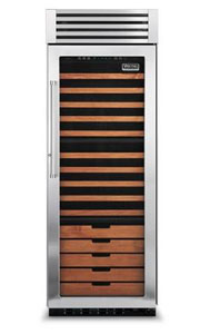 Viking 150-Bottle Wine Cellar, Full-Height