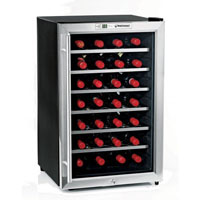 Wine Enthusiast Silent 28-Bottle Wine Cooler